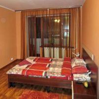 Квартира посуточно Днепроплаза спальня