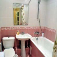 ванная комната квартиры посуточно Днепроплаза