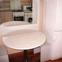 Квартира посуточно Каштан, место для приема пищи