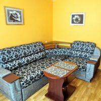 Квартира посуточно Любава, уголок и спальное место