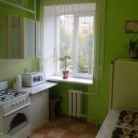 Квартира посуточно Рубин, кухня