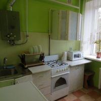 Квартира посуточно Рубин, кухня и бытовые приборы